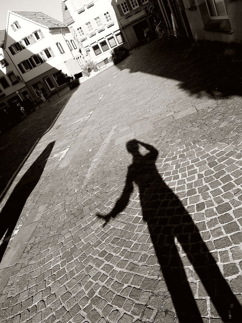 Shadow In The City
