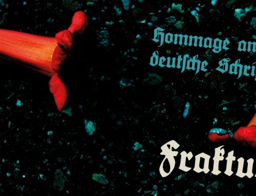 Deutsche Schrift- Fraktur